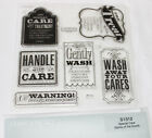 Close To My Heart Ctmh My Acrylix Stamp Set You Pick