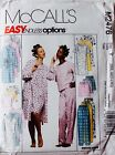 U Pick Misses Mens Vtg Caftan Nightgown Lingerie Robe Sew Pattern Uc