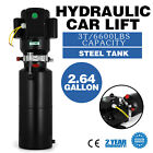 220v Car Lift Hydraulic Power Unit Auto Lifts Shop 3ph Truck