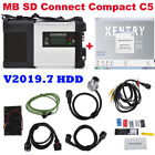 V2019.7 Mb Sd C5 Sd Connect Compact 5 Star Obd2 Diagnosis With Wifi For Cars