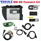Newest V2019.7 Software Hdd Mb Sd C4 Star Diagnosis With Wifi For Cars Trucks