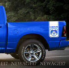 Vinyl Decals Fit Dodge Hemi Ram Fender Bed Stripes Truck Stickers Unofficial