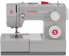 Singer Heavy Duty Sewing Machine Portable Industrial Leather Embroidery Stitches