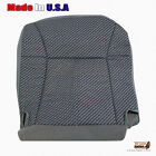 1998 1999 2000 2001 2002 Dodge Ram 1500 2500 3500 Driver Cloth Seat Cover Gray