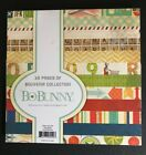Bo Bunny 6 X 6 Paper Pads Multiple Variations