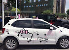 Multiple-color Hello Kitty Car Auto Decal Stickers Doors Engine Back Tankcap