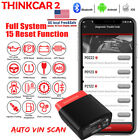 Thinkcar Obd2 Scanner Bluetooth Ios All System Abs Srs Tpms Immo Oil Reset Tool