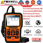 Foxwell Nt510e Full System Engine Scanner Abs Sas Epb Oil Reset Diagnostic Tool