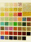 Sequin Knit Color Chart Choice Of Color 1 Yard Costume Cheer Bows Pageant R