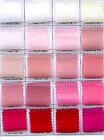 Hi-multi Chiffon Fabric Sheer 60 Color Choice 1 Yd. Bridal Formal Wear Decor