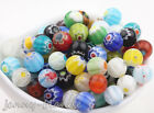 2050 Mixed Millefiori Glass Loose Spacer Beads Charm Finding 468101213mm