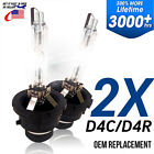 2 D4r D4s Hid Bulb Xenon Fit Oem Replacement Headlight For Toyota Lexus