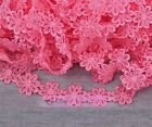 15yard Retro Flower Lace Edge Trim Embroidered Fabric Sewing Applique Trim
