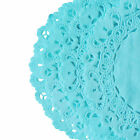 Blue Green Selection Dyed Paper Lace Doilies 4 6 8 10 12 Teal Jade