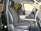 Clazzio Custom Fit Synthetic Leather Seat Covers For Toyota Tundra