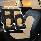 Pu Synthetic Leather Seat Colors For Auto 10 Colors Full Set Universal