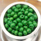5001000pcs Lots Round Natural Wood Ball Spacer Loose Beads 4mm 8mm