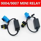 Easy Relay Harness For Hilo Bi-xenon Hid Kit H4h139007 Headlight Wiring