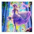 5d Girl Woman Animal Diamond Painting Embroidery Cross Craft Stitch Home Decor
