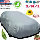Extra Large Full Car Cover 100 Waterproof Outdoor Breathable Rain Protection Oy