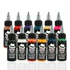 Ophir 18color Airbrush Temporary Tattoo Ink Body Art Paint Special Makeup 30ml