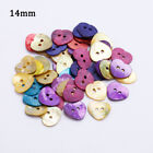50100pcs Mother Of Pearl Mop Round Wintersweet Heart Shell Sewing Kit Button