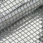 35 Inch X 10 Yards Shiny Mirror Foil On Tulle Fabric Bolt