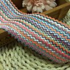 1yard Elastic Spandex Lace Trim Ribbon Stretch Ribbon Headbands Clothing Diy