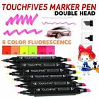 Touchfive Touch Alcohol Graphic Art Sketch Twin Marker Pen Broad Fine Point B0k7