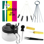 Ophir Cleaning Tool Set Cleaning Kit With Cleaning Potbrushneedle For Airbrush
