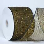 What A Mesh 4 X 25yards Shiny Ribbons