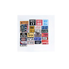 24pcst Vintage Series Paper Stickers Kawaii Stationery Diy Scrapbooking Stickers