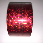 New Prism Holographic Duct Tape 1.89 Inch By 5 Yards Silver Red Purple Blue