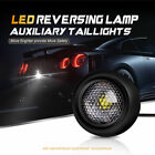 2x 75inch 400w Led Work Light Bar Flood Pods Driving Offroad Tractor 4wd 12v