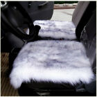 Hot Sale Single Car Seat Cover Sheepskin Long Wool Natural Universal Fit 9 Colo