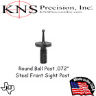 Kns Precision 223 Rem Front Sight Posts Steel Kns Precision Choose Your Style
