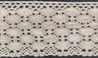 4 Cotton Cluny Lace Trimming - 5 Continuous Yards - Color Options