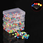 100x Dress Wedding Craft Pearl Round Head Straight Sewing Needle Pins Corsage Lb