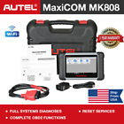 Autel Full-system Diagnostic Scanner Obd2 Code Reader Auto Can Obdii Scan Tool