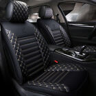 Pu Leather Car Seat Protective Cover Universal Fit For Jeep Renegade Compass Xj