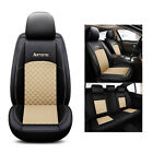 Car Seat Covers Universal Pu Leather Accessories Fit For Ford Escape Edge Flex