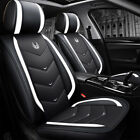 Pu Leather Car Seat Cover Set Car Accessories Fit For Ford Escape Edge Flex