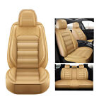 Pu Leather Car Seat Cover Universal Accessories Fit For Ford Escape Edge Flex