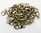 Lobster Clasp 50pc Suitable For Necklace Bracelets Jewelry Diy 10mm 12mm 14mm