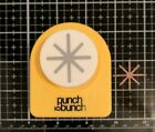 Craft Punches By Punch Bunch Stampin Up And Others Lot Of 17
