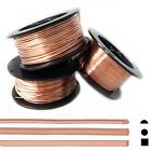 Pure Copper Wire Dead Soft Round-12 Round-square 14 16 18 19 20 21 22 24 26 Ga