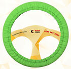 Cc Cotton Steering Wheel Cover Choose From 22 Colors 14.5 To 15.5 Inches