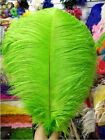 Wholesale 10-100pcs 6-24 Inch15-60 Cm High Quality Natural Ostrich Feathers