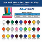 123flex Easy Weed Iron-on Heat Transfer Vinyl In Multiple Size Options