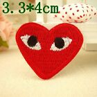 Kids Choice Cartoon Fabric Patches Iron On Embroidered Appliques Sew Motif Craft